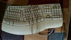Microsoft material keyboard