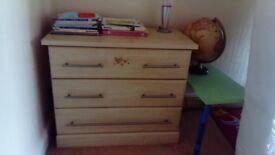 2 x Chest of drawers £20 for both