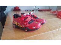Brand new CARS trainers size 8