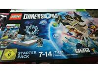 Lego dimensions strarter pack Xbox 360
