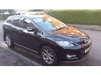 2009 Mazda CX 7 Turbo 4x4 HighSpec Car in An Excellent Condition