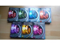 Star Trek Deep Space nine complete series 1-7 on DVD in great condition