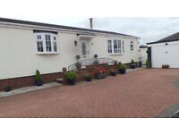 BUNGALOW PARK HOME NEAR GRETNA GREEN