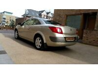 2005 │ Renault Megane │ 1.6 Dynamique │Convertible │ 1 Former keeper │ NEW CLUTCH AND BELT
