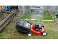 Petrol Lawnmower - Brigs and Stratton - freshly serviced..