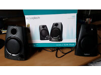 New Logitech z130 Stereo Speakers