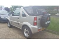 Suzuki Jimny 2005 Soft-Top