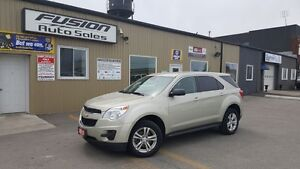 2015 Chevrolet Equinox LS-FACTORY WARRANTY-1 OWNER OFF LEASE-4CY