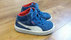 Puma toddler's trainers