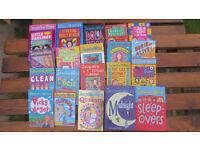 Jacqueline Wilson's Books