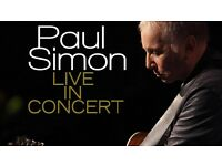 Paul Simon Live in Concert at the Royal Albert Hall 08/11/16