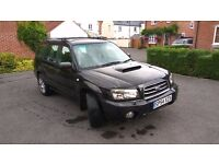 Subaru Forester 2.5 XT mechanically very good let down by bodywork