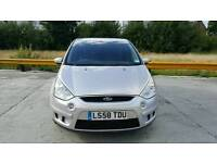 Ford S MAX MVP 7 Seater for sale.