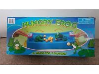 HUNGRY FROG 2 PLAYERS MARBLE GAME