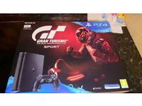 Brand new Sony PS4 PLAYSTATION consol Gran Turismo bundle
