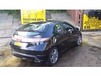 HONDA CIVIC 2.2 CDTI S-TYPE excellent condition must see