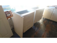 unused 2nd hand Kitchen units