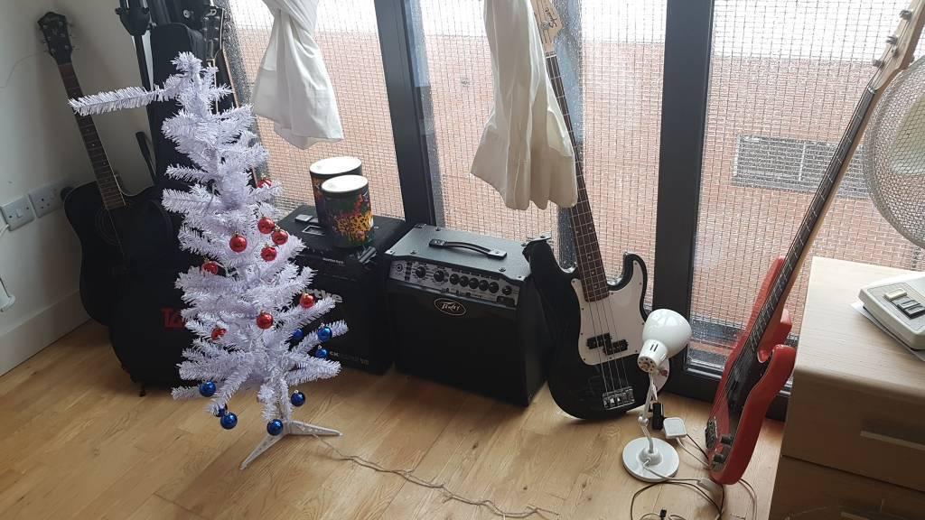 Experienced Guitar Tutor (£20/hr)