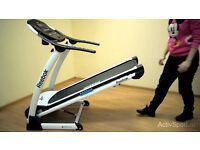 Reebok Z7 Electric treadmill for sale, barely used! Foldable,