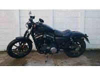 2016 Harley Davidson XL883 N Iron