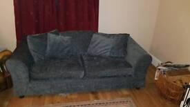 x2 - 3 Seater Sofa's