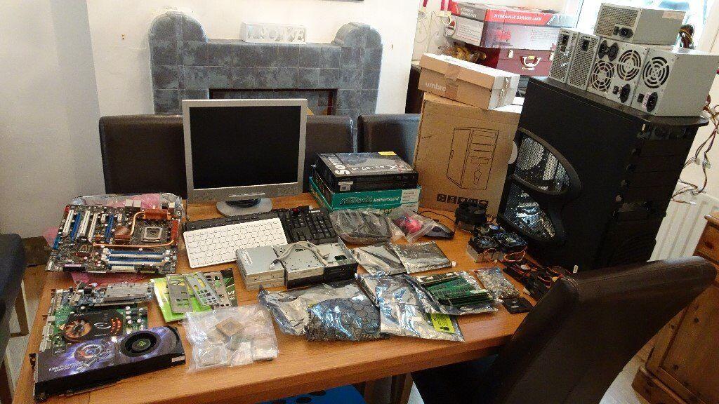 Computer Parts Joblot
