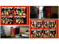Christmas - Photo Booth Hire - UK - Midlands - Up to 8 people - Instabooths