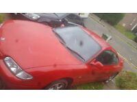 Mazda mx6 spers or repirs runs but has oil leak....ring 07984885490