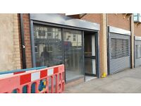 Spacious starter shop to let on busy main road Smethwick