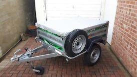 DAXARA 158 CAR trailer