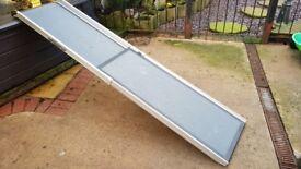 Solvit XL Aluminium Dog Ramp
