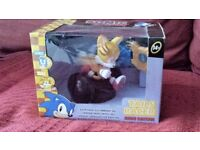Rare Sonic The Hedgehog Radio Control Tails Racer New/Sealed Box Collectors Item