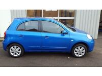 2011 NISSAN MICRA 1.2 PETROL *LOW MILEAGE* 5 DOOR HATCHBACK