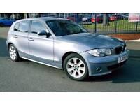Bmw 1 Series 1.6 petrol manual cheap insurance low on fuel