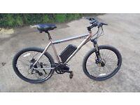 "Raleigh MTRAX Dacite 20"" Electric Mountain Bike / Ebike - 'BRAND NEW BIKE AND CONVERSION'"