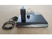 Sky+HD box & Sky Hub router