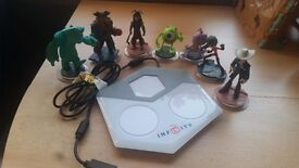 Xbox360 figures with borad all for £15