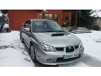 Subaru Impreza WRX 2.5L Turbo Hawkeye