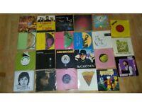 """57 x paul mccartney vinyl collection LP's / 12"""" / 7"""" / picture discs / tour progs"""