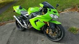 Kawasaki zx10r c2h immaculate