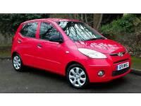 2011 HYUNDAI I10 FULL SERVICE LOW MILEAGE IMMACULATE CAR
