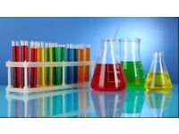 GCSE & A Level Tuition-Chemistry,Physics and Maths