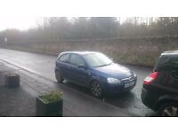 2006 Vauxhall corsa 1.4 sell or swap