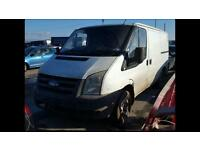 Ford transit breaking parts