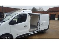 FRIDGE VAN - DUAL COMPARTMENT , OVERNIGHT STBY