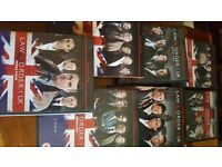 Law & Order Uk - series 1-7 on dvd