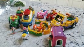 Wow toys bundle