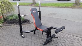 WE R SPORTS HEAVY DUTY WEIGHTS BENCH