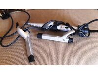 Vidal Sassoon hair tong with 3 different attachments