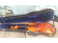 vintage stentor violin for sale in hard case